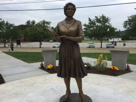 Hidden figures: Katherine Johnson clocks 100, honoured with life-size statue