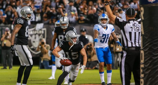 Pittsburgh Steelers acquiring WR Ryan Switzer from Oakland Raiders