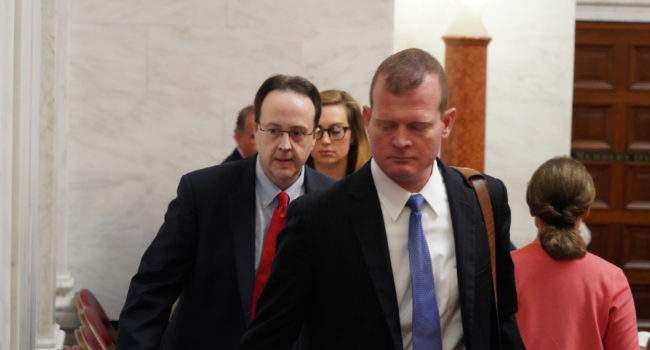 WV MetroNews Governor says Loughry should resign