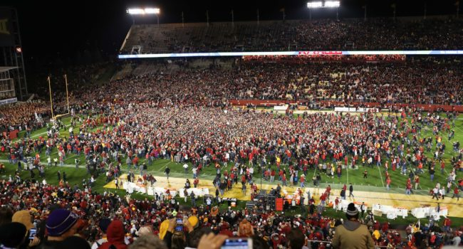 west virginia-iowa state-field storming