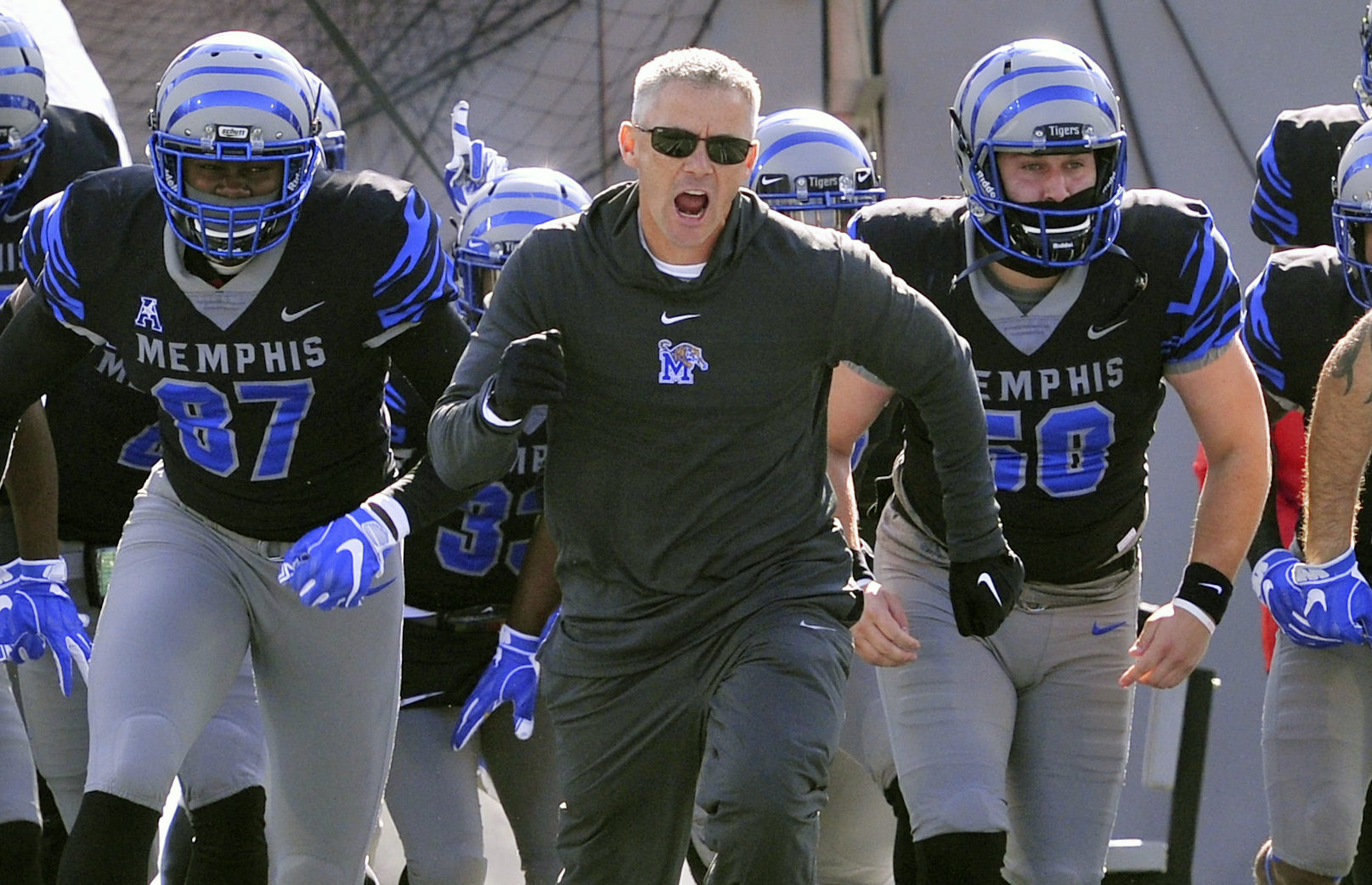 Memphis Tigers Head Coach Mike Norvell Wv Metronews