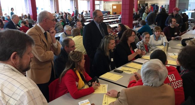 WVMetroNews - Education forum series begins in Cabell County