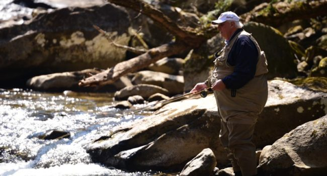 WV MetroNews Governor orders change in West Virginia trout stocking
