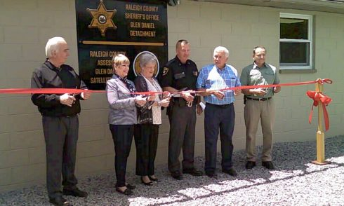 Bullet Proof Windows Cost >> WV MetroNews Opening of sheriff's substation will mean ...