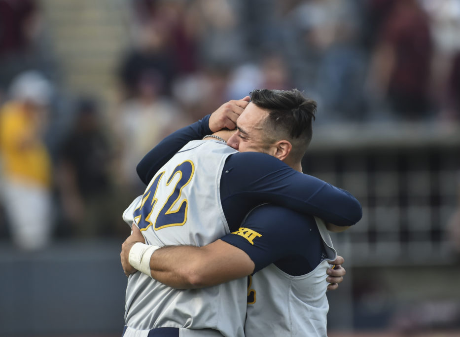 Texas A&M baseball player gets walkoff moment that dreams are made of