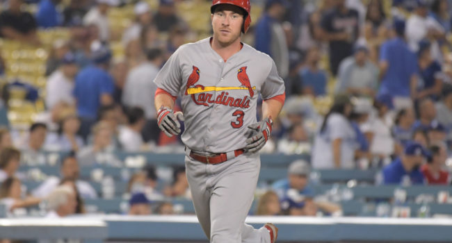 Dodgers Acquire Jedd Gyorko from St. Louis Cardinals