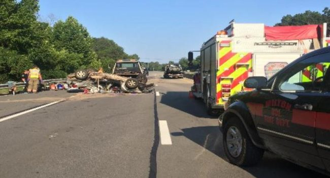 WVMetroNews - Putnam County man killed in Cabell County wreck