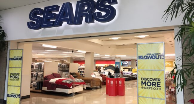 Sears is closing 26 more stores, including 2 in Texas