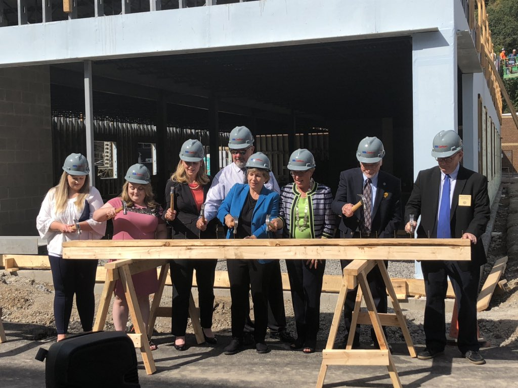 Groundbreaking brings spark to Reconnecting McDowell partnership - WV MetroNews