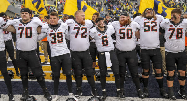 Wvmetronews Oklahoma State Remains A Befuddling Hex For