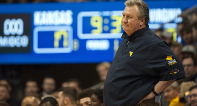 No. 17 West Virginia clamps down on Oklahoma State