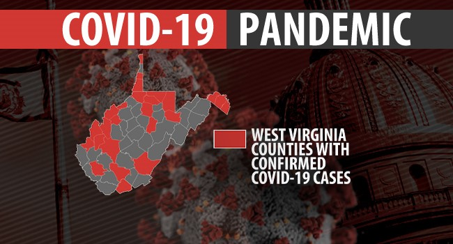 88-year-old Marion County woman is West Virginia's first coronavirus death; confirmed cases up to 124 - WV MetroNews - West Virginia MetroNews