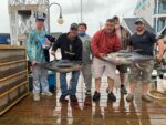 Joe Castaldo of Hedgesville, W.Va. sends along a great memory from a Tuna Trip with buddies out of Ocean City, Maryland in 2020
