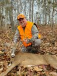 Grant Mitchem of Beaver, W.Va. was mighty grateful to a couple of friends who invited him to hunt their farm in Monroe County, W.Va. He killed this buck there on opening day of the 2020 rifle season