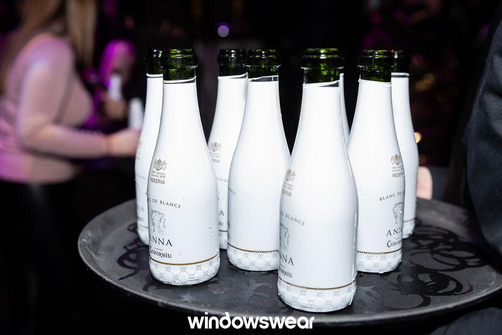 Codorníu (Sparkling Wine Sponsor)