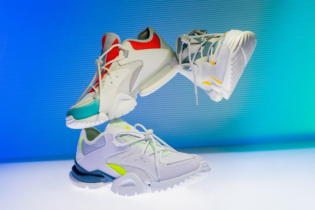 Reebok Debuts Neon-Pop Run r 96 & Sock Run r Colorways