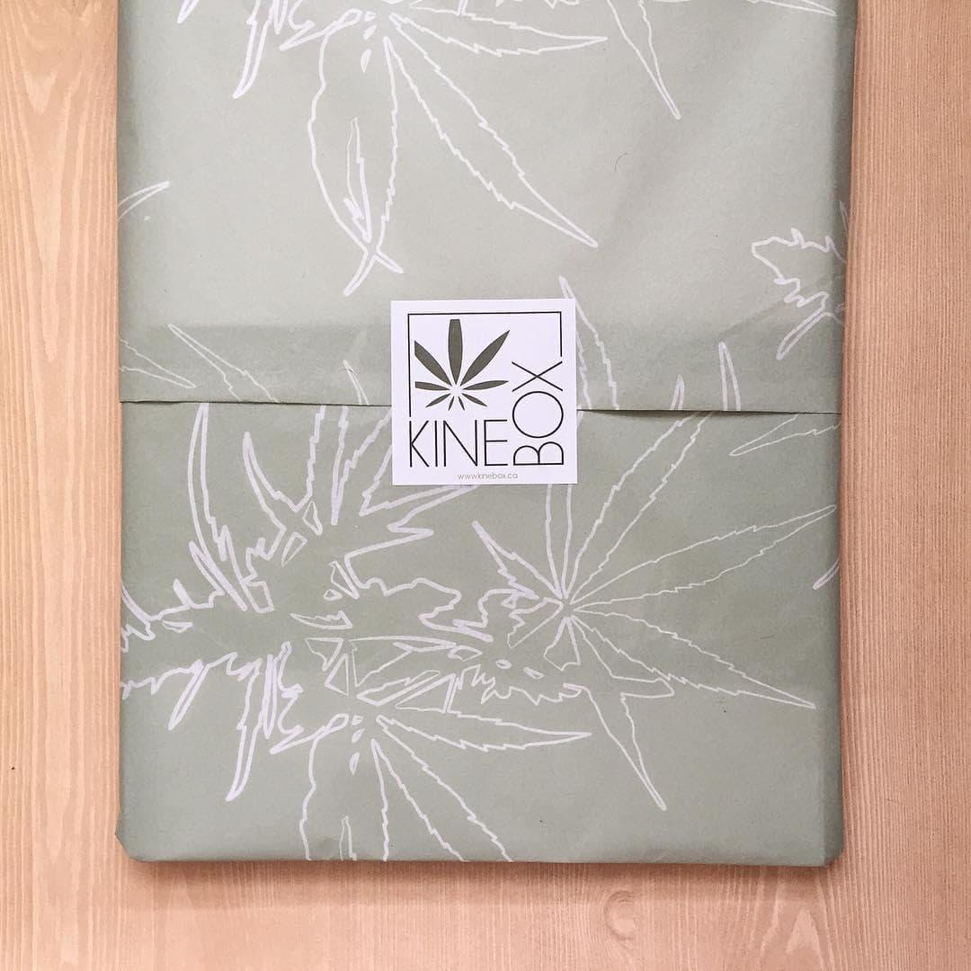 Custom stickers by Kline Box Co