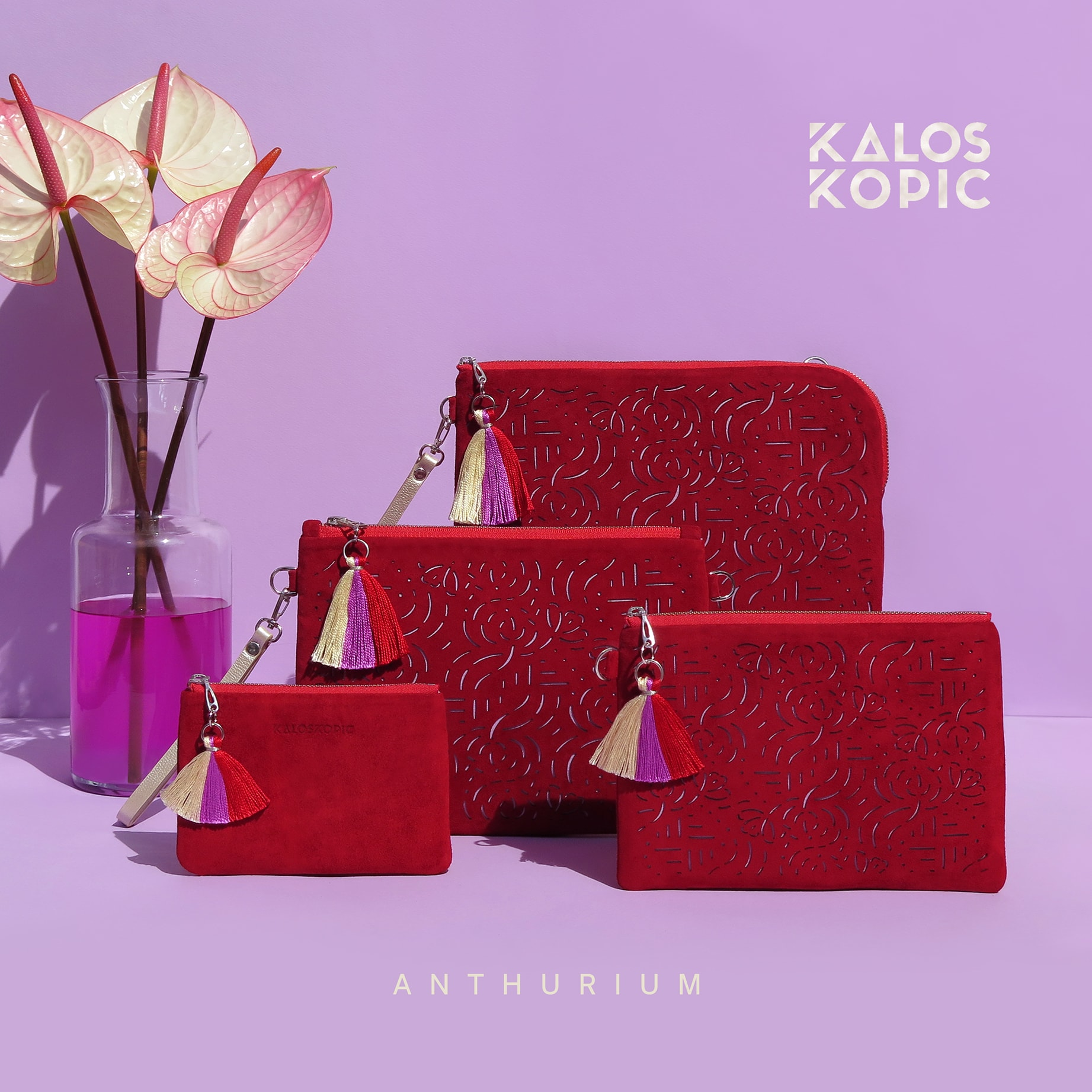 Kaloskopic handmade bags