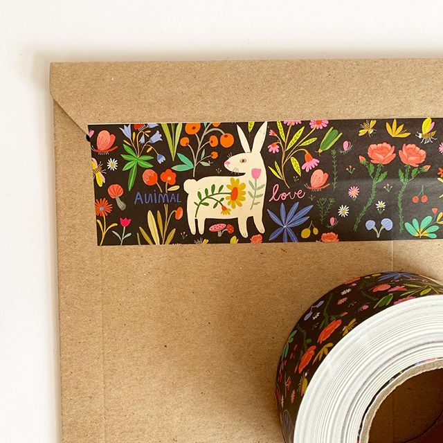 noissue custom tape sealing brown envelope