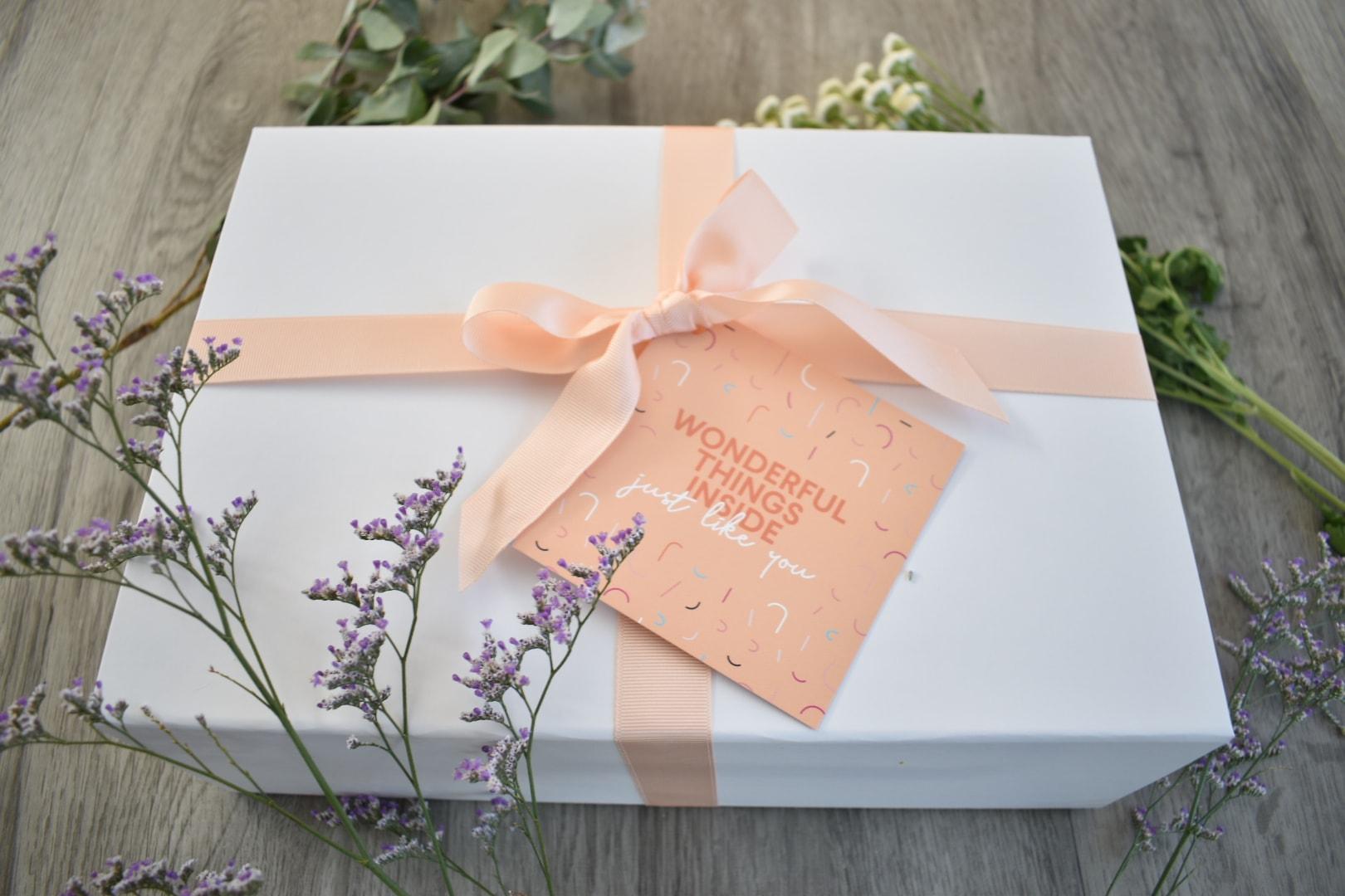Peach + Polly Gift Box