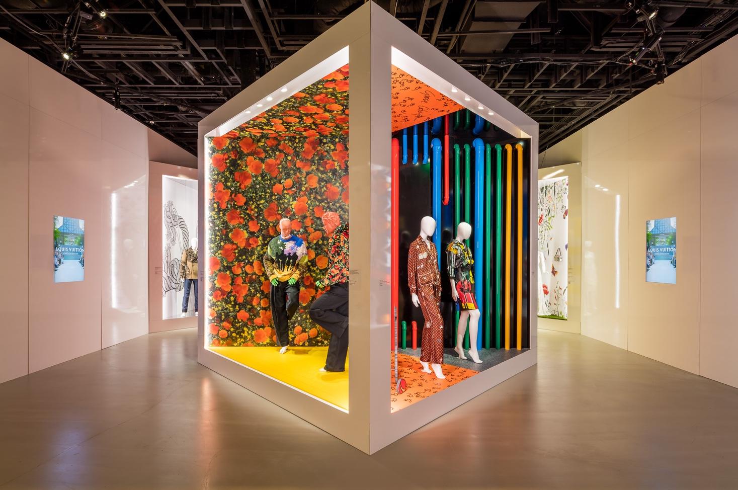 Best Installation   Louis Vuitton