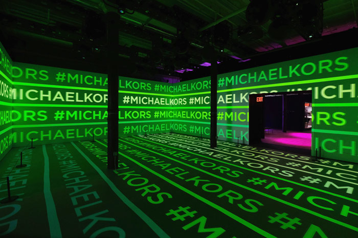 Best Interactive Experience   Michael Kors