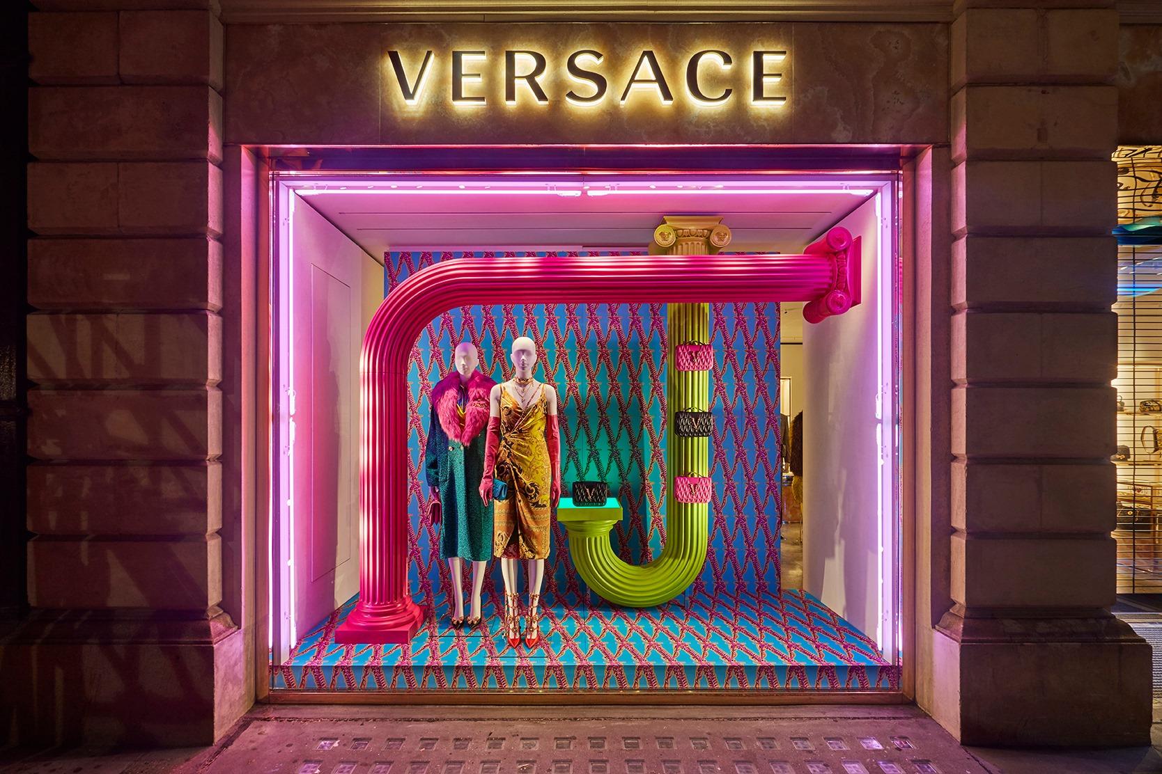 Most Liked at Social Media | Versace