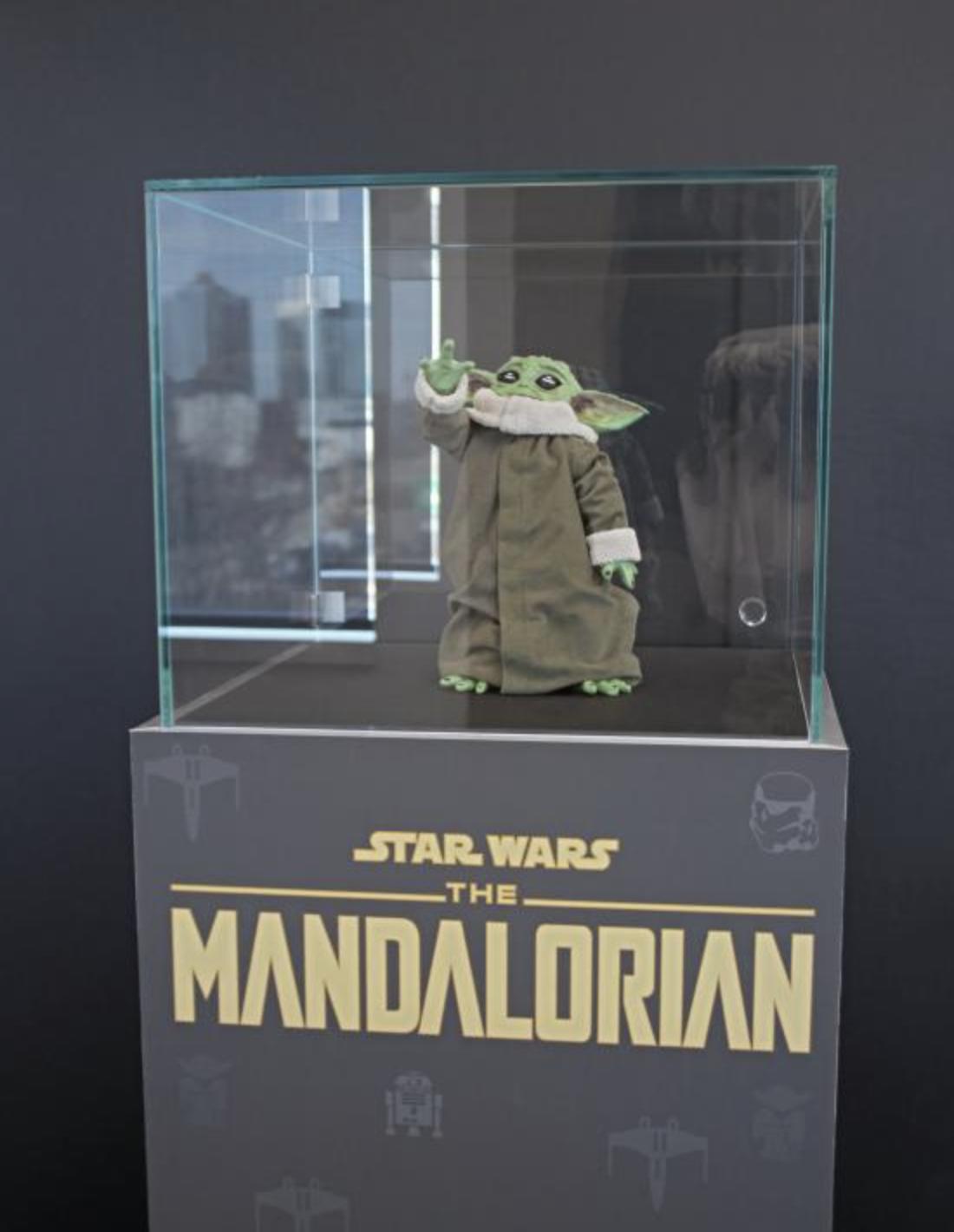 The Mandalorian - Baby Yoda | Sheridan College<br/><i>Anastasiia Kravchuk</i>