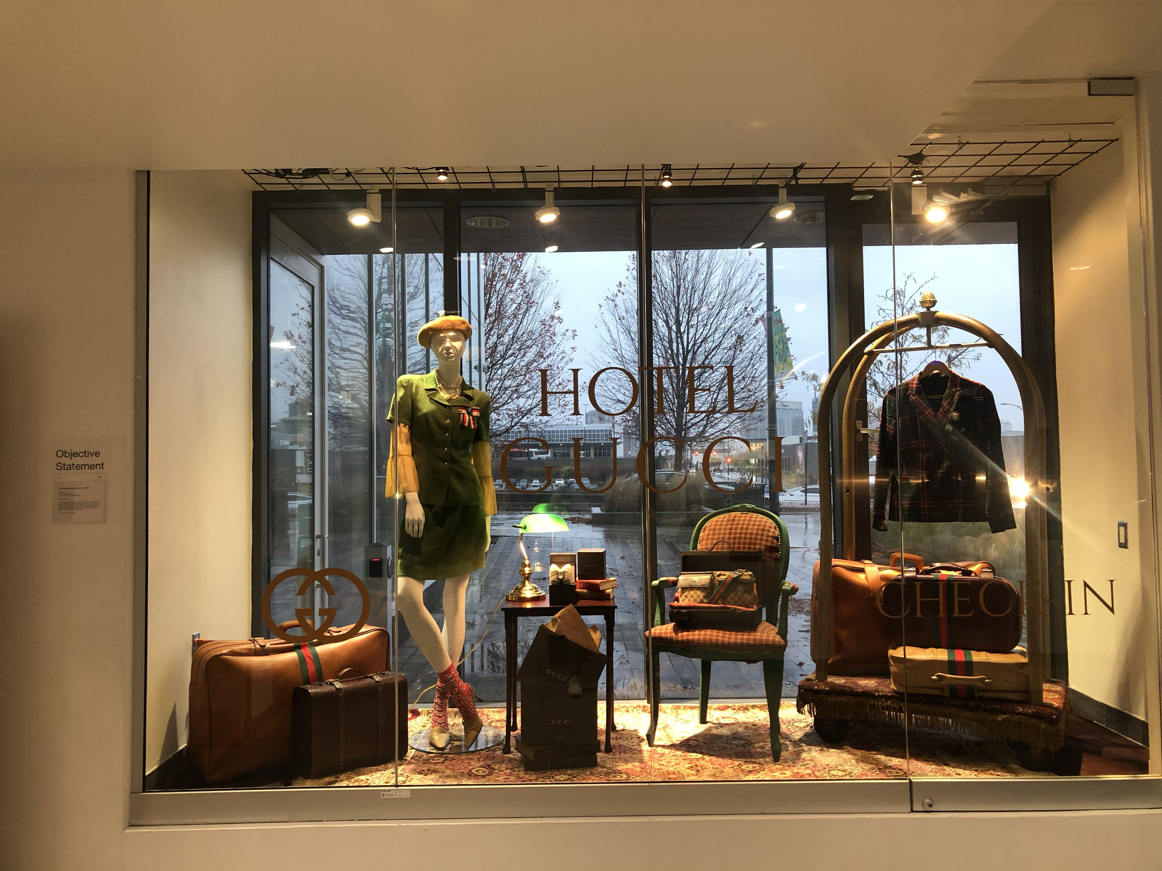 Hotel Gucci | Sheridan College<br/><i>K. Ha, Kendra Hartholt, J. Johnson & S. Intzempelis</i>