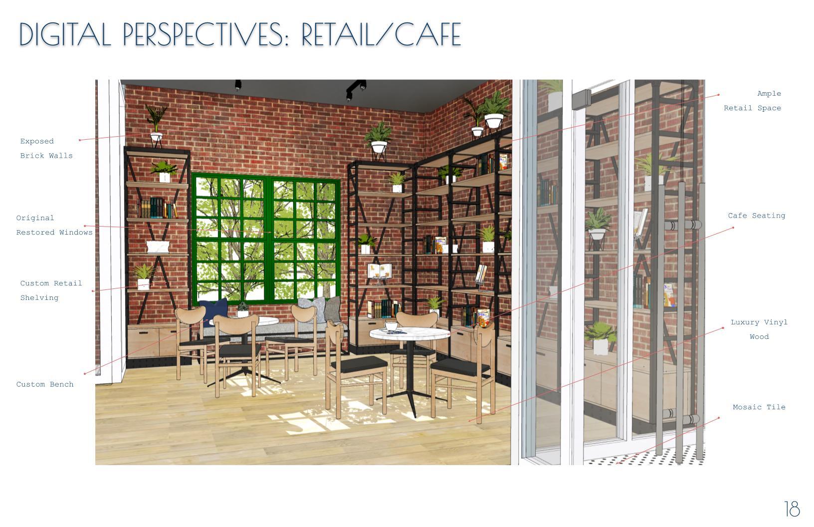 Re-Think Workspace | Sheridan College<br/><i>Alyssa Bird, Alex</i>