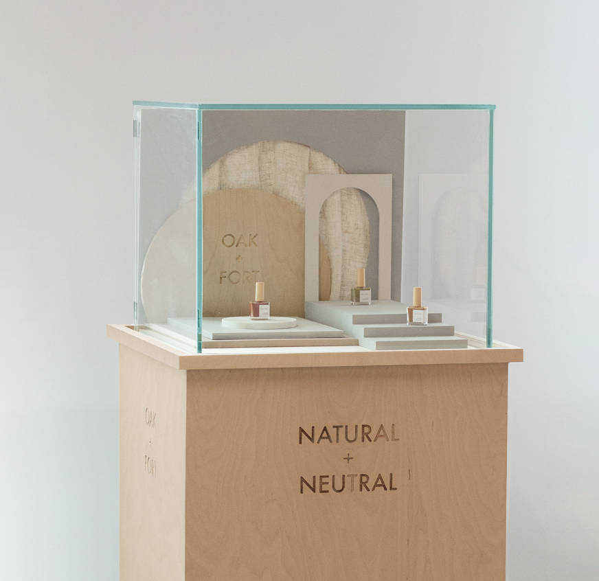 Natural + Neutral | Sheridan College<br/><i>Ngoc Huynh, Lu Zhao</i>
