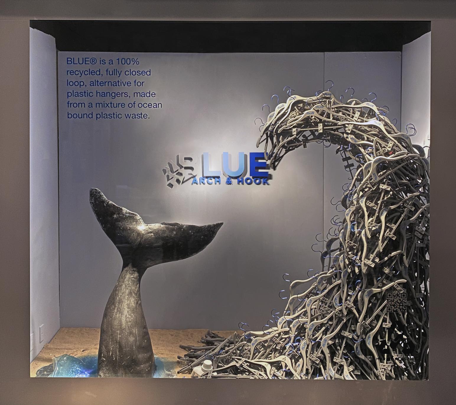 BLUE: Arch & Hook | Fashion Institute of Technology<br/><i>Francesca Moy, Chumou, Tenzin</i>