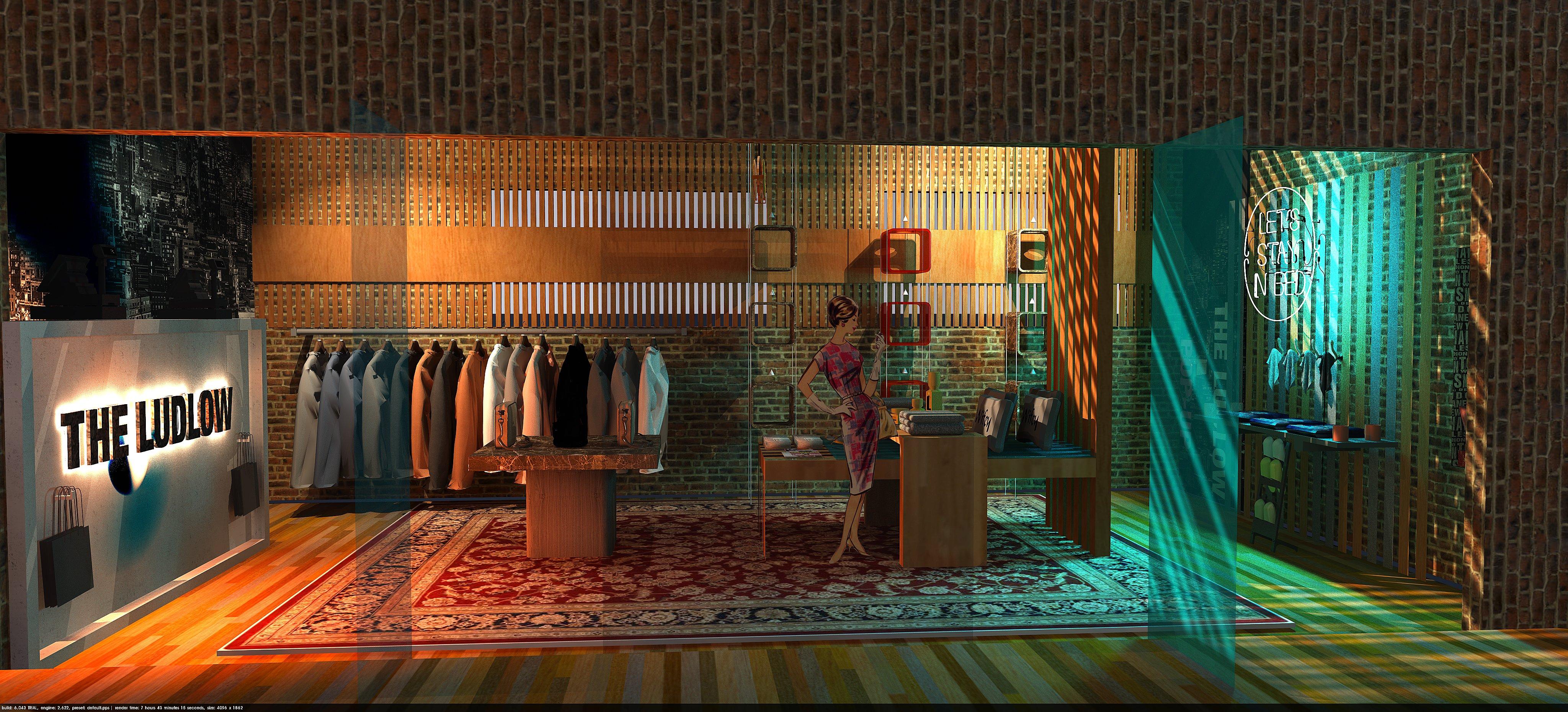 The Ludlow | Fashion Institute of Technology<br/><i>Shakela Ibrahimi</i>
