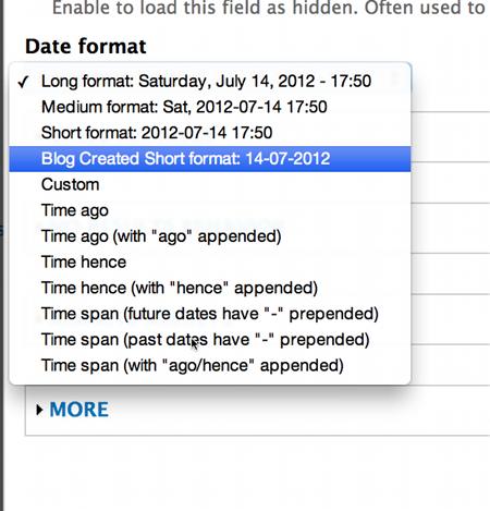 Handling Date and Time in Drupal 7 - WebWash