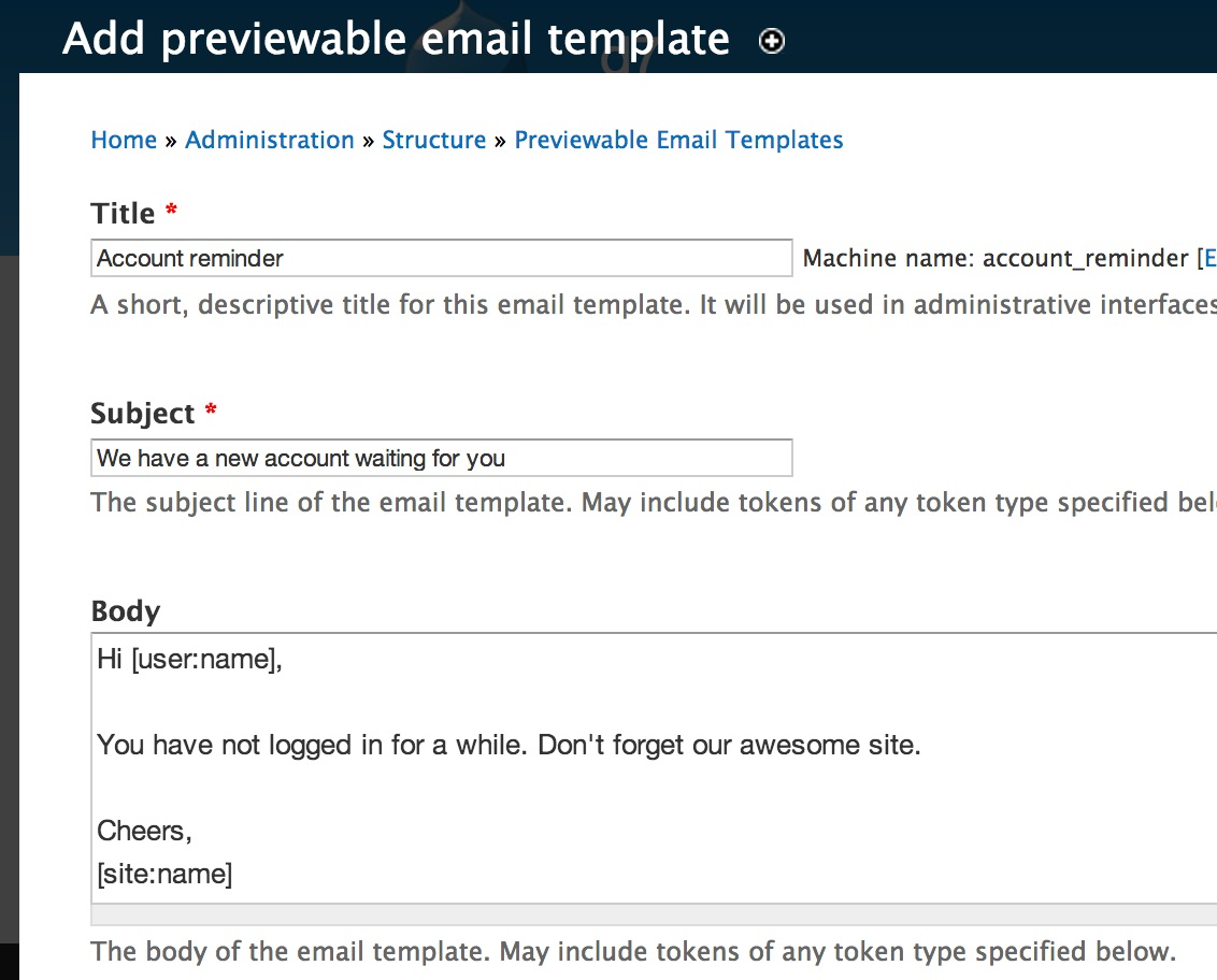 An Introduction To Previewable Email Templates Part 1 How To Create