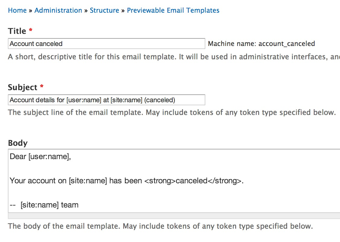 An Introduction To Previewable Email Templates Part 2 How To Send