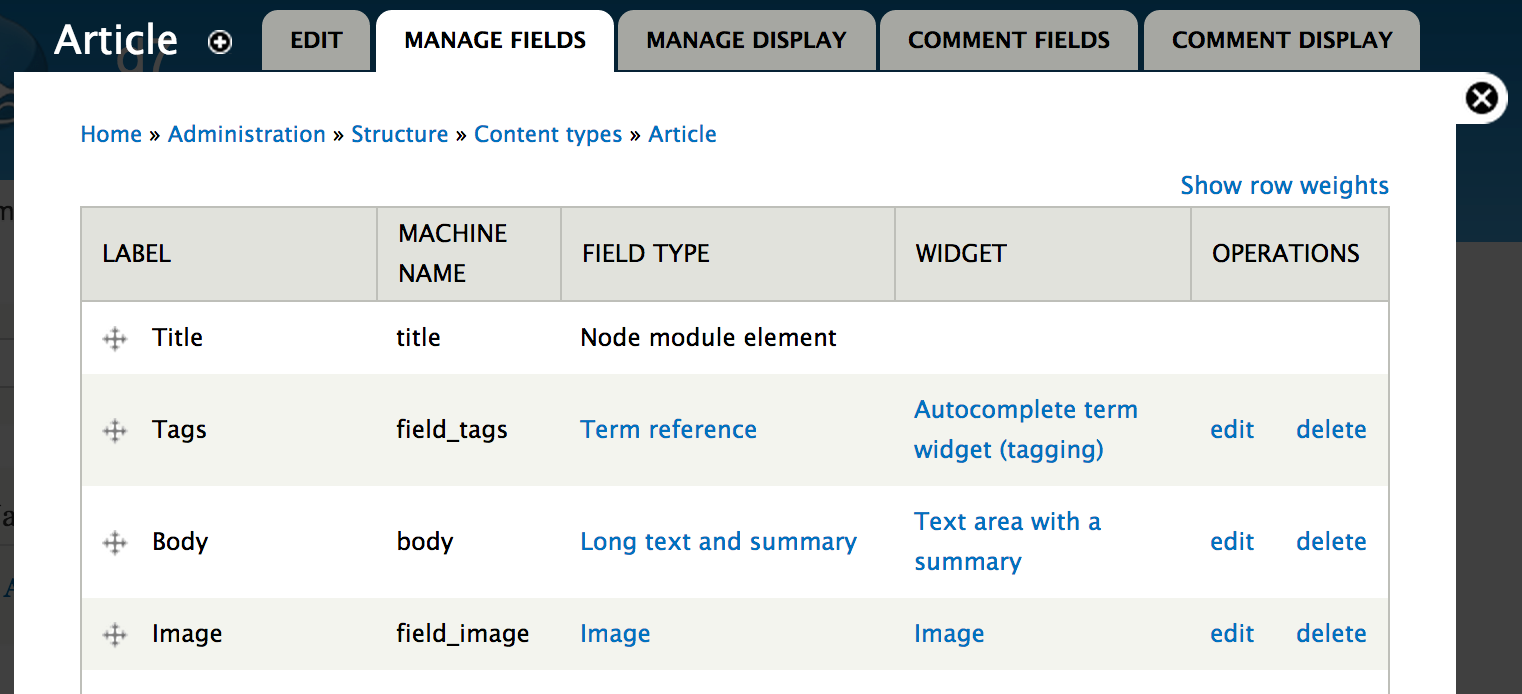 Using Simple Hierarchical Select Module in Drupal 7 - WebWash