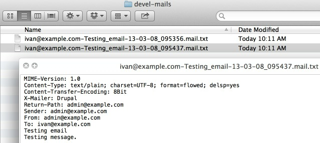 3 Modules to Help you Debug Emails in Drupal 7