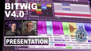 A Look At Bitwig v4.0 New Features - M1 Native
