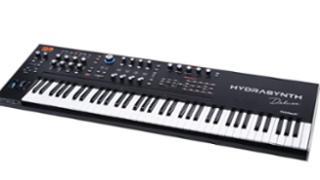 Hydrasynth Deluxe - Twice The Power - Bigger Keyboard