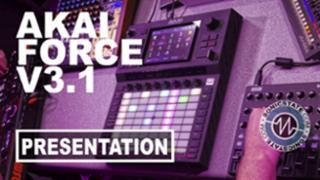 Massive Update for Force - 3.1 Brings Streaming, USB-Audio, MIDI Learn