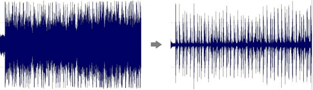 Extract Percussive Content From An Audio Mix