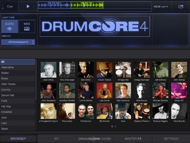 DrumCore 4 Ships