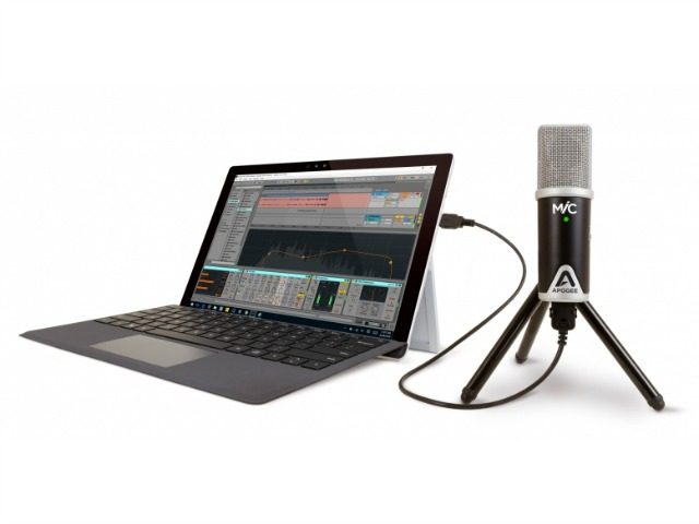 Apogee MiC 96k For Windows And Mac Ships