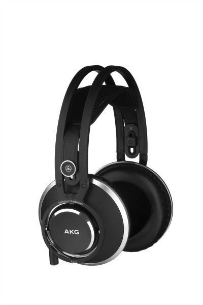 AKG's Flagship Closed-Back Headphones Ship