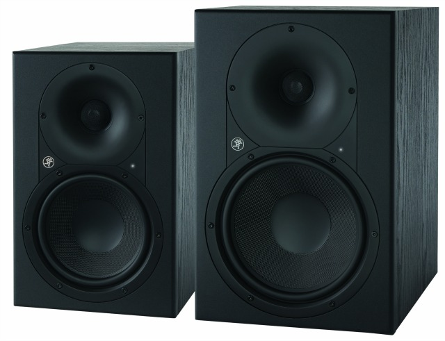 New Mackie Studio Monitors