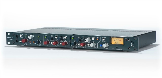 New Neve Channel Strip