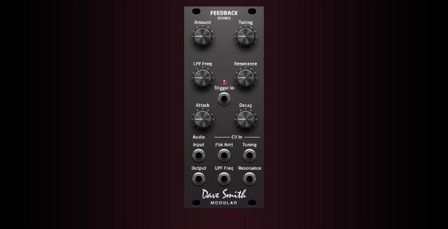 New Dave Smith Instruments Eurorack Module