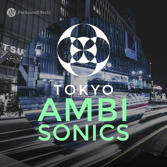 Tokyo Ambisonics Library