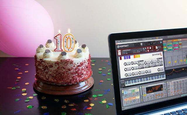 10 Years Of Puremagnetik Sound Design